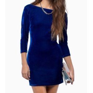 Velvet Tobi Dress
